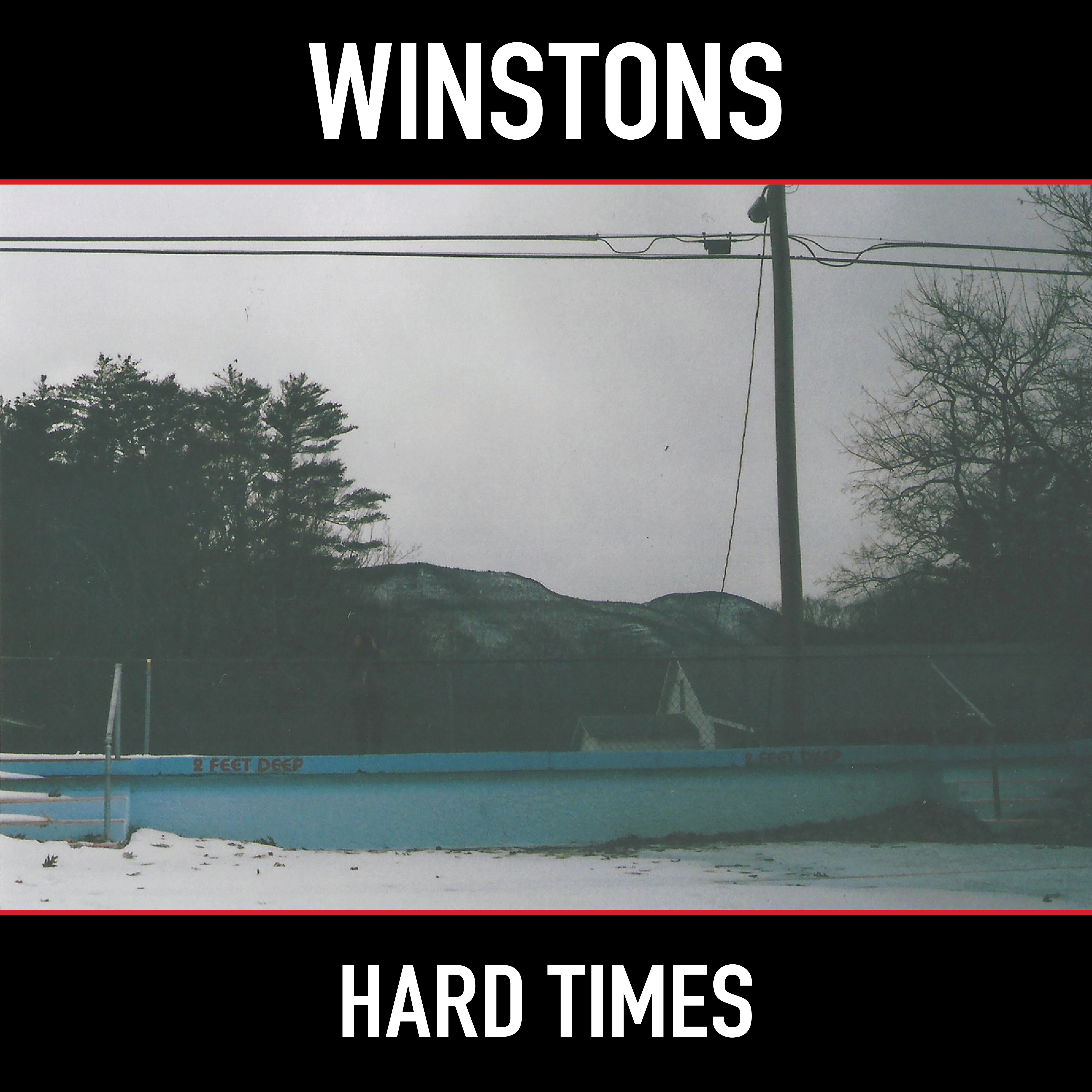 #SINGLE:: WINSTONS – HARD TIMES // 2.12.19